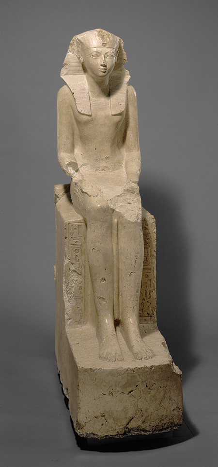 Hatshepsut, ca. 1473–1458 B.C; © The Metropolitan Museum of Art
