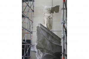 http://www.wsj.com/articles/photos-restoring-the-louvres-winged-victory-1404851853?tesla=y&mg=reno64-wsj