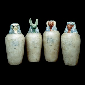 canoptic jars