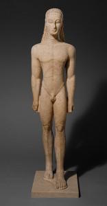 Kouros Figure: